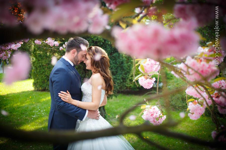 sesje ślubne w plenerze w Koszalinie