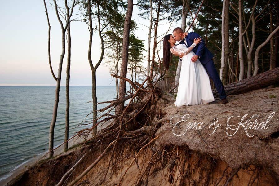 romantyczne sesje ślubne